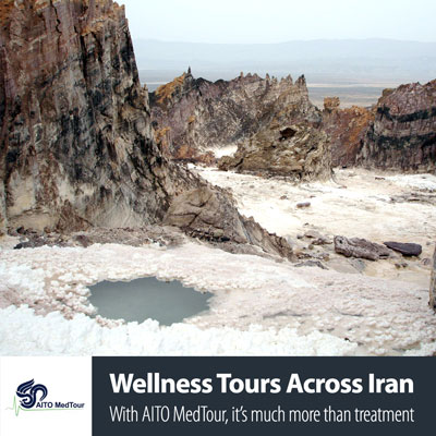 wellness tours for medical tourists in Iran